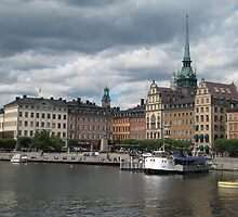Stockholm, Stockholm, Världens Stad! by ellismorleyphto