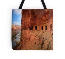 Ancient Granaries Tote Bag