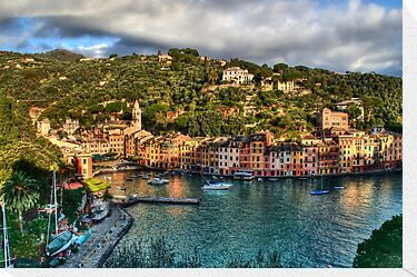 Portofino Paint  two by oreundici
