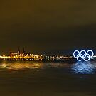 Olympic Rings by RobertCharles