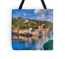 portofino paint five Tote Bag