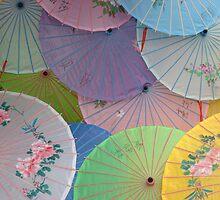 Asian Umbrellas 2 by bmwlego