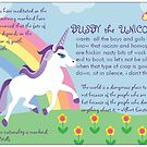 busby the unicorn by busbydeebar
