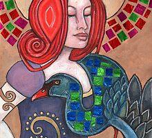 The Black Swan (Brigid) by Lynnette Shelley