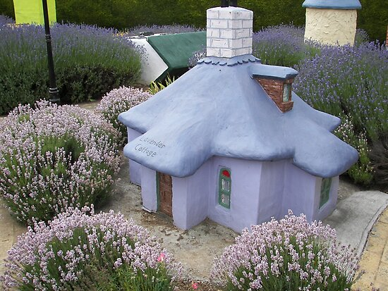 The lavender cottage by michellerena