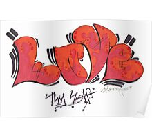 Love Thy Self Poster