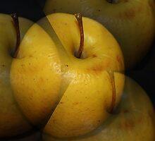 Apple Illusions by Jonice