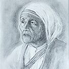 Mother Theresa by stepanka