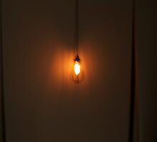 Lonely Bulb by Rachael Allan