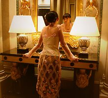 kebaya -beautiful traditional dress by nicandgil