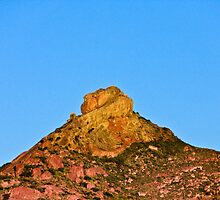 The crown of Kamieskroon. Kamieskroon, Namaqualand, South Africa by Fineli