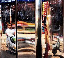 nasik reflection by ojoblanco