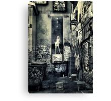 Urban Madonna  Canvas Print