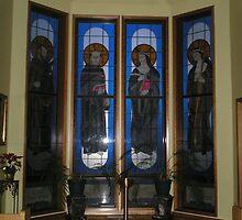 Briggitine Chapel Panes by AuntieBarbie
