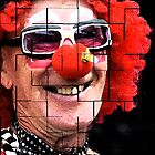 Cracked-up Clown by Richard Trousdale