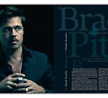 Rolling Stone Magazine-Brad Pitt Interview by anjan33