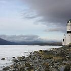 Cloch lighthouse by andrewm