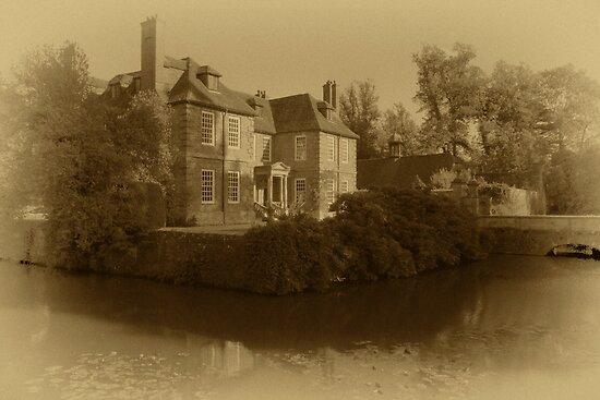 Vintage Groomsbridge Place by Bob Culshaw