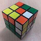 It's Not Rubik's... It's Mine... by Mark Chandler