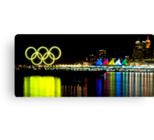 Vancouver Olympics 2010  Canvas Print
