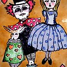 Alice and company by Naomi  O'Connor