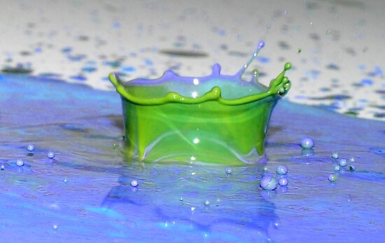 Splash by Anna Leworthy