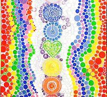 crop circle chakra by Lorna  Masters