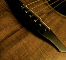 Australian Blackwood Guitar by blueguitarman