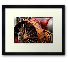 """""""Rusted from this Angle Two"""" Framed Print"""