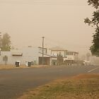 Dust Storme in Alpha. by BandEPhoto