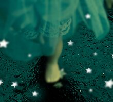 Alice Stepping Into Infinity by Tia Allor