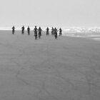 Bike Ride on Kiawah by Kent Nickell