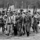 Rebels on the march by David Lee Thompson