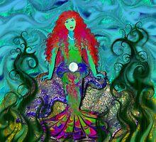 Mermaid by MelDavies