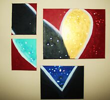 Fox Heart by FoxyNatalia
