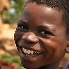 A Happy Soul - Uganda, Eastern Africa by Karl Lindsay