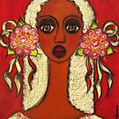 african queen by Barbara Cannon  ART.. AKA Barbieville
