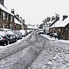 Main Street - Kirknewton by Chris Clark