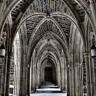 Duke Chapel, Duke University by Alison Simpson