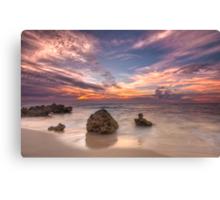 Bennion beach Canvas Print