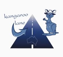 Kangaroo Lane by Diana Sénèque