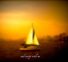 sail away with me by Jennifer Muller