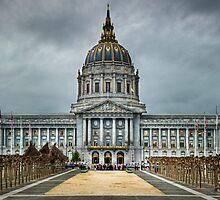San Francisco City Hall by Nathan Jermyn