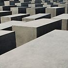 Holocaust Memorial, Berlin, Germany by OlurProd