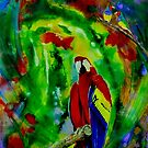 Macaw&#x27;s World by Ciska