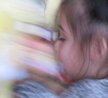 A beautiful Blurr by Linda Miller Gesualdo