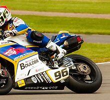 Jakub  Smrz, World Superbikes, Donington 2009 by planetloco