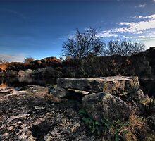 Rocky Seat by Richard Horsfield