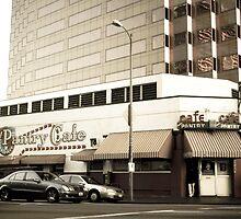 """ The Pantry "". A LA Landmark. by CanyonWind"