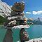 Inukshuk of Medicine Lake ~ Alberta